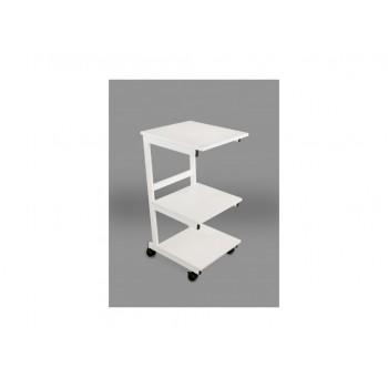 Metal Cart with 3 shelves