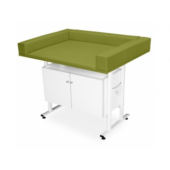 Baby nursing table with...